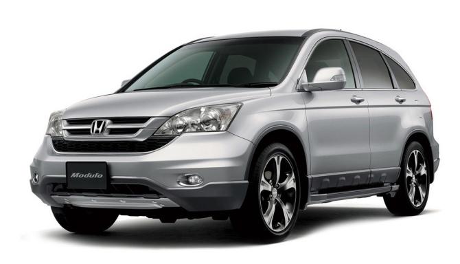 2010_Honda_CR-V_Modulo-1