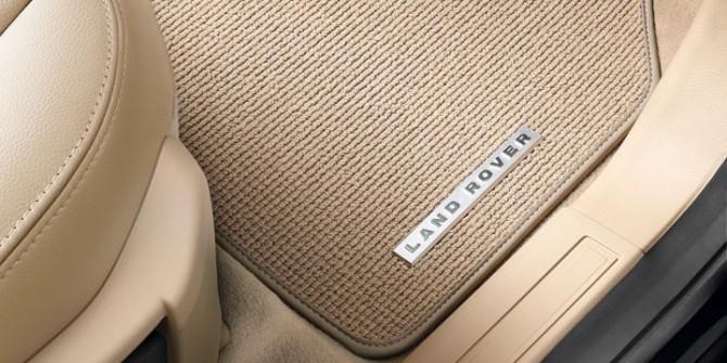 Carpet Land Rover