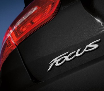 Focus rear picture
