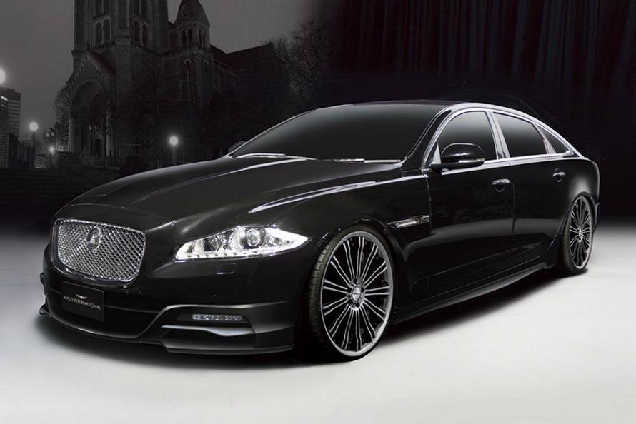 Merveilleux Black Jaguar Xj Wallpaper Wallpaper 4