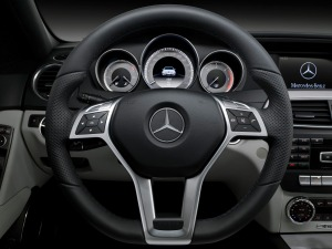 Restyled C-Class for 2012MY.