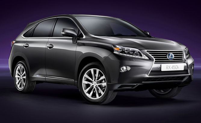 2013-Lexus-RX-450h-Front-Right